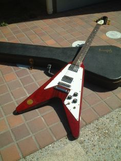 1971 Gibson Flying V Medlion