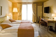 Hotel Silberhorn, Wengen, Bernese Oberland, Switzerland