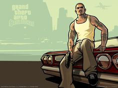 Orasul scapat de sub control 2 (GTA S.A. Film)