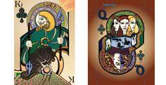 Celtic Playing Cards by Cultúrlán Enterprises — Kickstarter