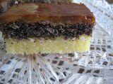 Jablčník s makom Something Sweet, Cheesecake, Baking, Desserts, Food, Poppy, Tailgate Desserts, Deserts, Cheesecakes