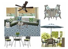 Tips on how to design your outdoor space.