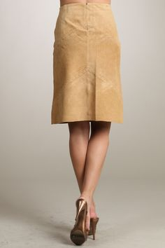 Honey A-Line Skirt