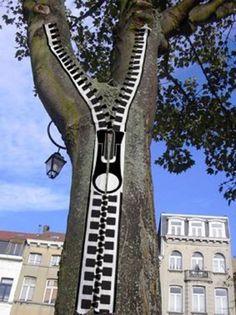 Tree Zipper