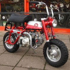 Z50 Monkey Bike Classic, Rare. For Sale (1969)