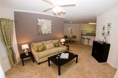 Apartment decoration ideas in Charlotte, NC.