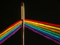 Fraction de la lumière.