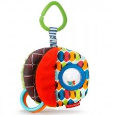 Skip Hop Rattle & Play Jumble Ball may be found in your next bluum box.