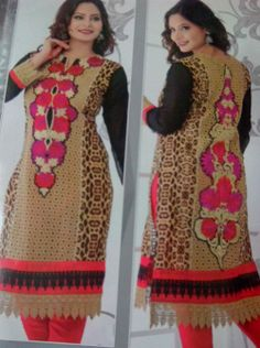 SV-KA0176 at JUST @ $74 Buy at http://www.shopvhop.com/product/goldish-rose-border-anaya-designer-collection/