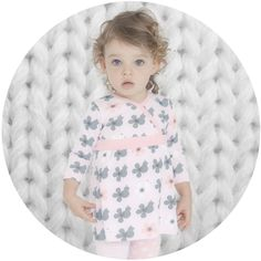 SOOKIbaby Pea Dot Crossover Dress Price: $ 38.95  Pea Dot Crossover baby dress by iconic SOOKIbaby - the very best in gorgeous, funky and stylish fashion for babies!  Little Boo-Teek - SOOKIbaby Clothes Online | Designer Baby Girls Dresses