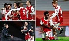 Youngsters gave Arsenal best result of the season but Arteta cannot disregard experienced stars   Daily Mail Online