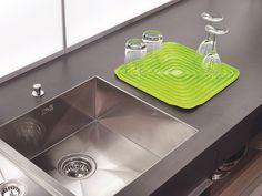 Joseph Flume Folding Draining Mat Green De Küche Haushalt Josephkitchen Accessories