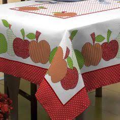 toalhas de mesa com aplicações em patchwork - Buscar con Google