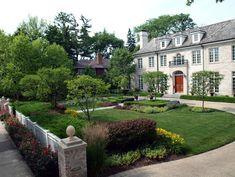 Landscape architects James Martin Associates in Chicago.