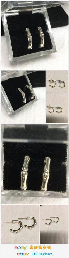 NWT 14kt Gold White Gold Hoop Post Earrings..nice http://www.ebay.com/itm/NWT-14kt-Gold-White-Gold-Hoop-Post-Earrings-nice-/322271031898