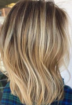natural sandy blonde