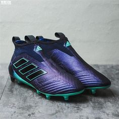 size 40 6b21a 912c1 2018 FIFA World Cup Mens Buy Adidas ACE 17+ Purecontrol FG Dragon High Top  Soccer Cleats Purple Black Green