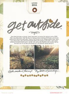 Melanie Louette Scrapbook Patterns, Scrapbook Sketches, Scrapbooking Layouts, Scrapbook Cards, Digital Scrapbooking, Studio Calico, Crate Paper, Web Design, Graphic Design