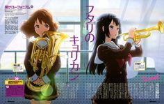 Hibike! Euphonium Wallpaper HD by corphish2 on DeviantArt