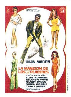 1968 - La mansión de los siete placeres - The Wrecking Crew - tt0065225