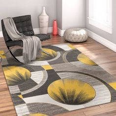 Shop a great selection of Yolo Gold/Gray Area Rug Well Woven. Find new offer and Similar products for Yolo Gold/Gray Area Rug Well Woven. Living Room Carpet, Rugs In Living Room, Living Room Decor, Yolo, Grey And Yellow Living Room, Gray Yellow, Cheap Carpet Runners, Yellow Area Rugs, Grey Carpet