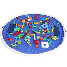 iDili Play Mat and Toy Storage Bag Large Size 60 Inches D... https://www.amazon.com/dp/B06VWZYKML/ref=cm_sw_r_pi_dp_x_cg77yb7JXKYK3