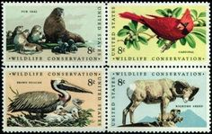 United States Stamp Values - 1972-1973 Commemorative and Regular Issues - Includes Colonial Craftsmen and Rural America Series