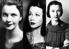 20's,40's,50's Vivian Leigh