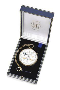 George Daniels pocket watch