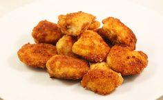 Copycat Chick fil A Nugget recipe