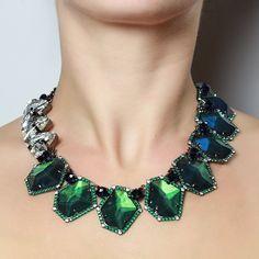 simply emerald...  http://vickiarcher.com