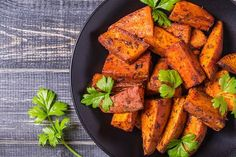 The Easiest, Fastest Way to Microwave a Sweet Potato | Learn how long to microwave a sweet potato. Plus, the easiest method to cook multiple sweet potatoes in the microwave.