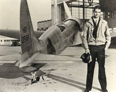 Howard Hughes: Builder of the Spruce Goose