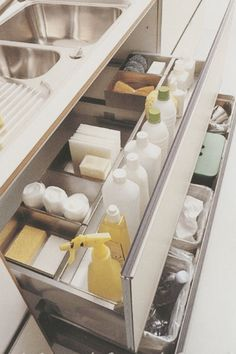 // 20 Images of Perfect Storage Inspiration for Springtime & the New Year :: This is Glamorous