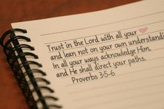 Trust in the Lord with all your ❤........ www.csbci.org.uk