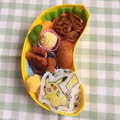 posted by @namimocchi 台風接近に伴い給食中止のお弁当台風は来ませんでした#obento...
