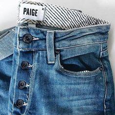 Buy now or cry later L+P Look: Carter Slim Paige Denim #farewellfittingrooms #lyonandpost