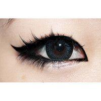 Interested in the Gyaru culture? Check out this makeup tutorial for a gyaru eye makeup look! (image via yeoja) Gyaru Makeup, Ulzzang Makeup, Beauty Makeup, Hair Makeup, Gyaru Hair, Monolid Makeup, Makeup Eyes, Korean Eye Makeup, Asian Makeup
