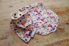 Bib and Burp Cloth Drool Bib and Burp Baby by RagamuffinsandCo