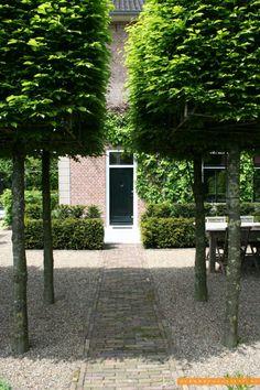 Garden Inspiration - De Rooy Gardeners Love Garden, Dream Garden, Home And Garden, Landscape Elements, Landscape Architecture, Garden Trees, Garden Paths, Modern Landscaping, Garden Landscaping