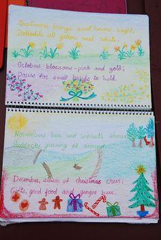 sister sun: lessons, calendar, etc..