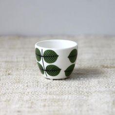 Stig Lindberg Stig Lindberg, Wood Bathroom, Cup Design, Clean Design, Vintage Ceramic, Scandinavian Design, Home Deco, Sweden, Mid-century Modern
