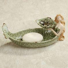 mermaid bathroom decor images