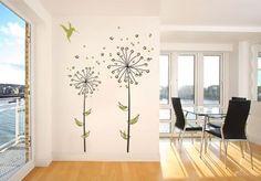 Muurstickers Bloemen en Bomen Shop - wall-art.nl