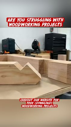 Woodworking Joints, Woodworking Techniques, Woodworking Shop, Woodworking Plans, Wood Shop Projects, Small Wood Projects, Easy Woodworking Projects, Woodworking Projects Diy, Diy Pallet Furniture
