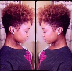 tapered twa hairstyles - Google Search