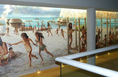 Need a break from the beach? Visit the Fort Myers Beach Mound House to see Shell Mound Archaeology.