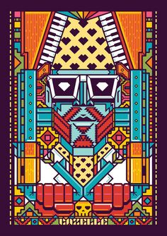 Gazelle Poster on Behance