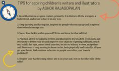 tips for writers and illustrators of children's books
