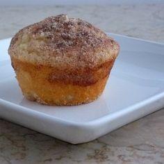Coffee Cake in a Muffin Tin recipe from The Muffin Tin Cookbook